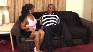 Ebony With Big Bubble Butt Knows How To Ride  - Dark Xtreme