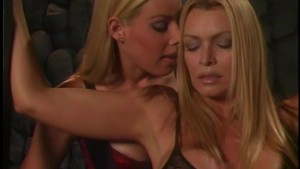 Blond Babe Is Bound And Played With - Bizarre