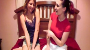 Homemade Lesbians Getting It On - Homemade Media