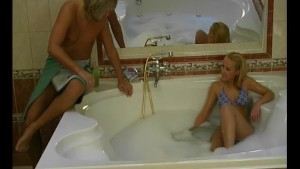 Couple Fuck In The Bath - Pleasure Photorama