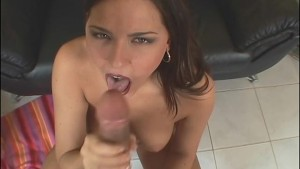 Anal POV Goddess - Chris Charming