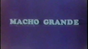 Macho Grande - The French Connection