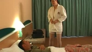 Doctor Sucks The Cock Of His Patient