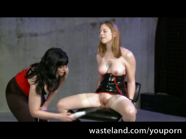 Mistress Ironys New Electro BDSM Toy