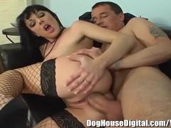 - MILF Gets Her Ass Stre...