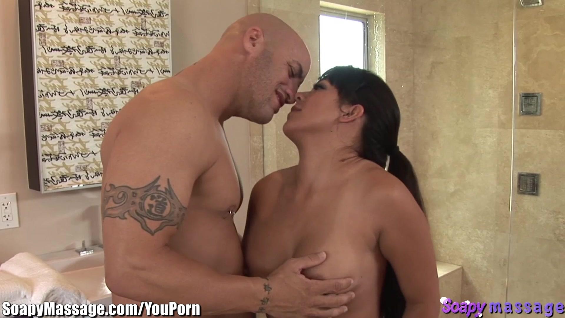 Asian Massage Babe Ass Fucked