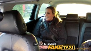 FakeTaxi Frustrated professional in back seat anal