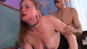 Kinky mature babe Spicy enjoys a hard fucking