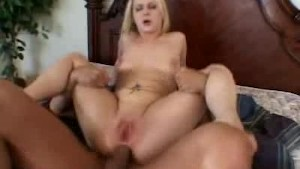 Blonde Teen Analed And Jizzed On