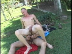 Picture Outdoor anal adventure - Rock Hard Entertain...