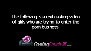 CastingCouch-X she hopes her parents dont see this!