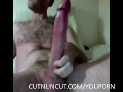 JERKING REAL HORSE DICK