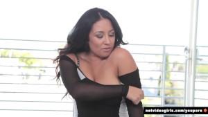 Latina Casting For a Calendar