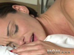Picture MOM Lesbian MILF makes love to her girlfrien