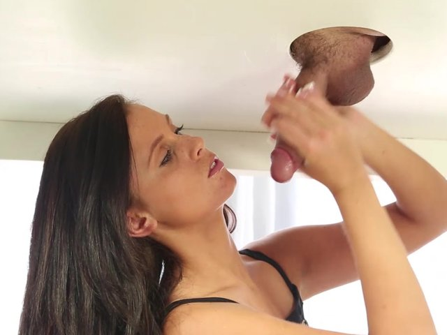 Julie skyhigh massive creampie and swallowing gangbang