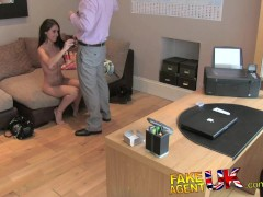 Picture FakeAgentUK Best ass in the business busts s...