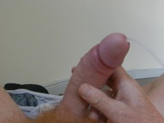 Orgasmus - Orgasm 54th - heavily precumming before I climax