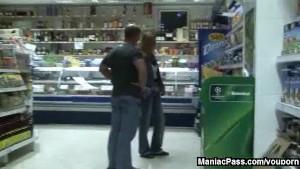 Priscilla grocery store fucking