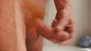 Orgasmus - Orgasm 56th - I cum after 2 and a half hours' wank (precumming heavily twice in between)