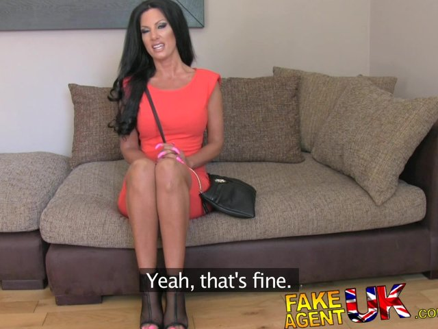fake agent uk anal