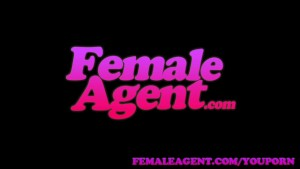 FemaleAgent Casting agent fucked good and hard