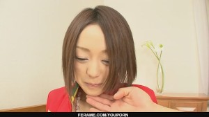 Rina Yuuki fucked hardcore and dicked hard in her pot