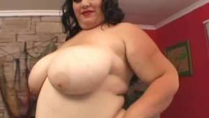 Fat cock-hungry slut unleashed