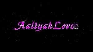 Aaliyah Love's Halloween party!