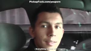 2 girl sucks dick for 100 Dolar in the toilet
