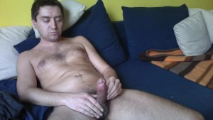 Wank on Webcam
