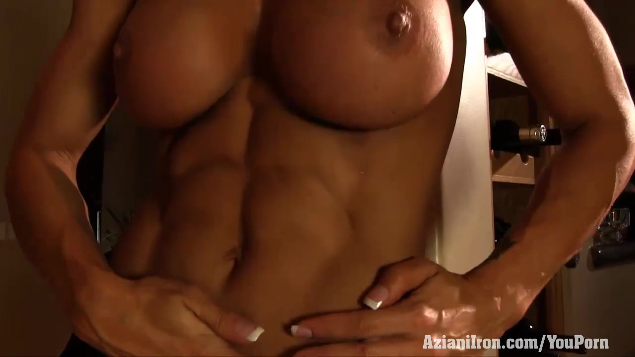 Hott young milf naked