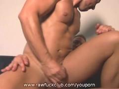 Chris and Dominik Bareback Sluts
