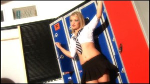Jools Brooke Photo Shoot College Girl Solo