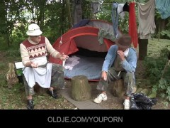 - Old farts pleasing hor...