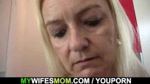 Wife finds out that her mom seduced son-in-law