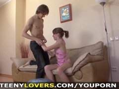 Picture Adult Boy Lovers - She loves his abs and coc