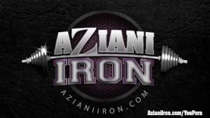 Aziani Iron squirting MILF Viana Milan