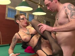 Mature Babe Can't Get Enough Cock - Telsev