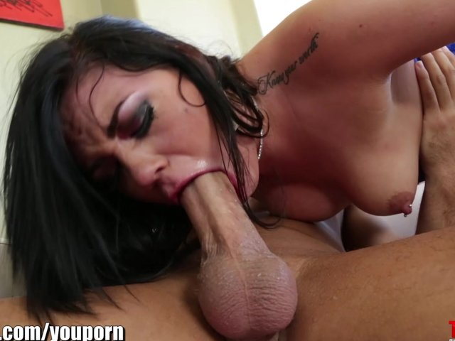 pornstar gagging