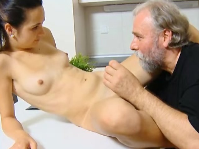 Homemade Old Man Fucks Teen
