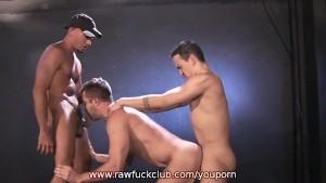 Antonio, Dimitri and Brandon