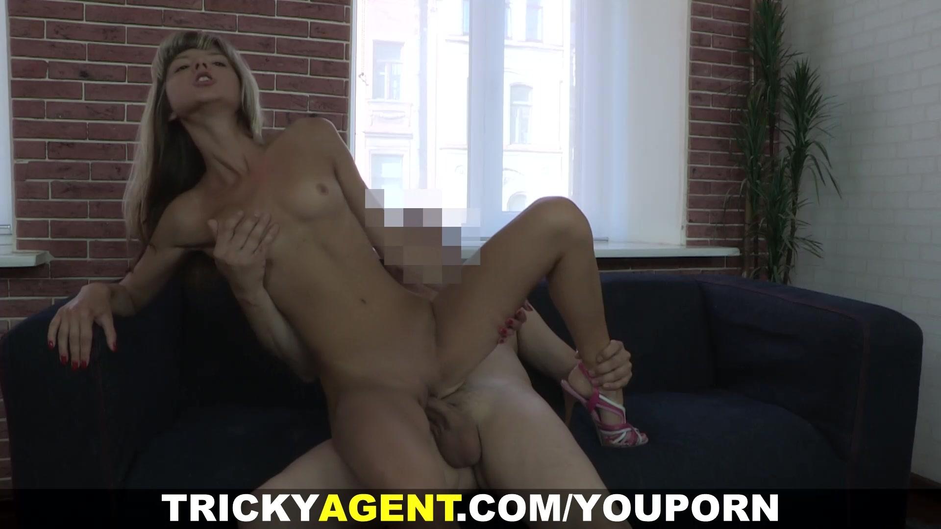 Русский порно tricky агент 12 фотография