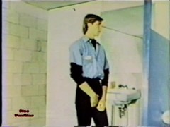 Picture Gloryhole and bathroom fun - Blue Vanities