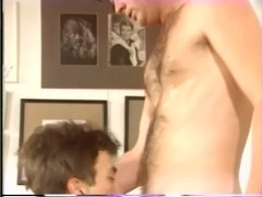 Picture Retro sucking and fucking - Stallion Video