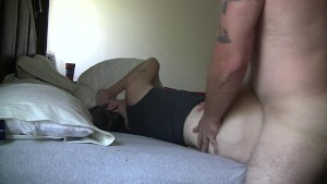 Sex tape with my tattoed wife