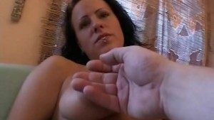 Busty amateur girlfriend blowjob and fuck with cum on tits