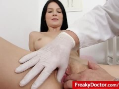 Picture Petite Young Girl 18+ Lucianna Karel gyno cl...