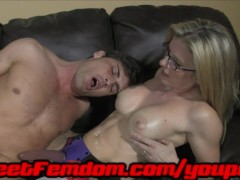 Cory Chase Femdom Preview