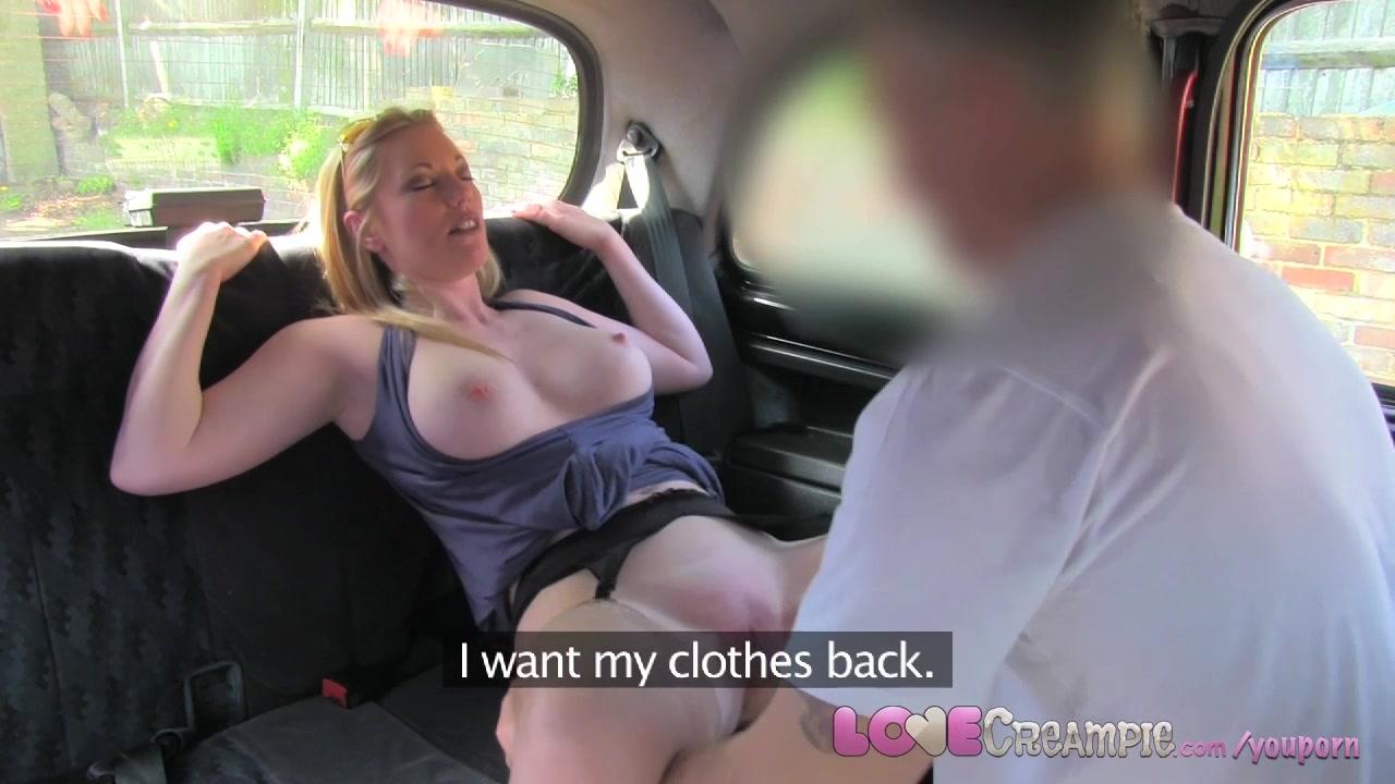 Порно в такси на телефон