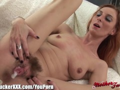 YouPorn - MotherFucker Redhead MILF Banged and Creampied/><br/>                         <span class=